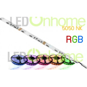 LED RIBBON STRIP 5050 NON WATERPROOF NK - RGB