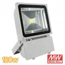 Floodlight INDUS 120w. With Meanwell Driver