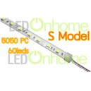 LED ribbon strip 5050 12v 60L PC IP65 12-14lm