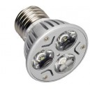 LED E27 Spotlamp 3w.