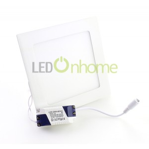 LED PANEL Slim Square 9W