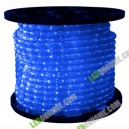 LED Rope Light 36 leds แบบกลม 3 wires Blue