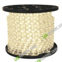 LED Rope Light 36 leds แบบกลม 2 wires Warm White