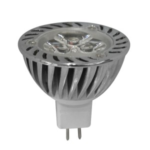LED MR16 3x1w Conjoin lens
