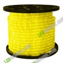 LED Rope Light 36 leds แบบกลม 2 wires Yellow
