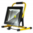 Floodlight rechargeable 50w