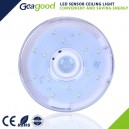 Motion Sensor LED LP Round 12w