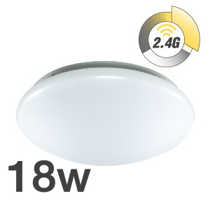 LAMPO LED Dome Panel 2.4G Plain 18W
