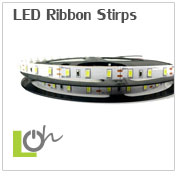 LED Ribbon Stirps